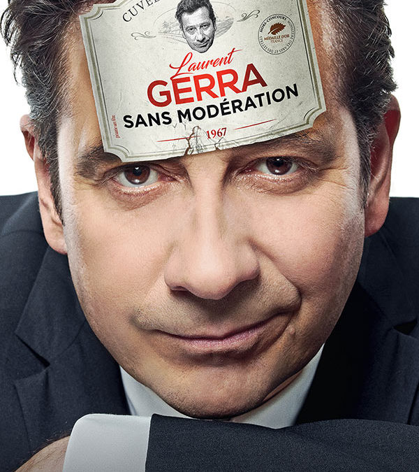 spectacle laurent gerra humoriste